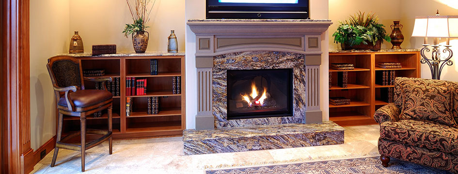 We offer complete repair and installation services for gas fireplaces in Northern Virginia