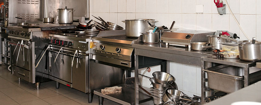 How Much Do Commercial Kitchen Appliance Repairs Cost? | Air ...