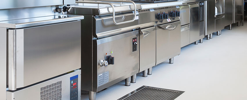 Fundamentals of commercial appliances service